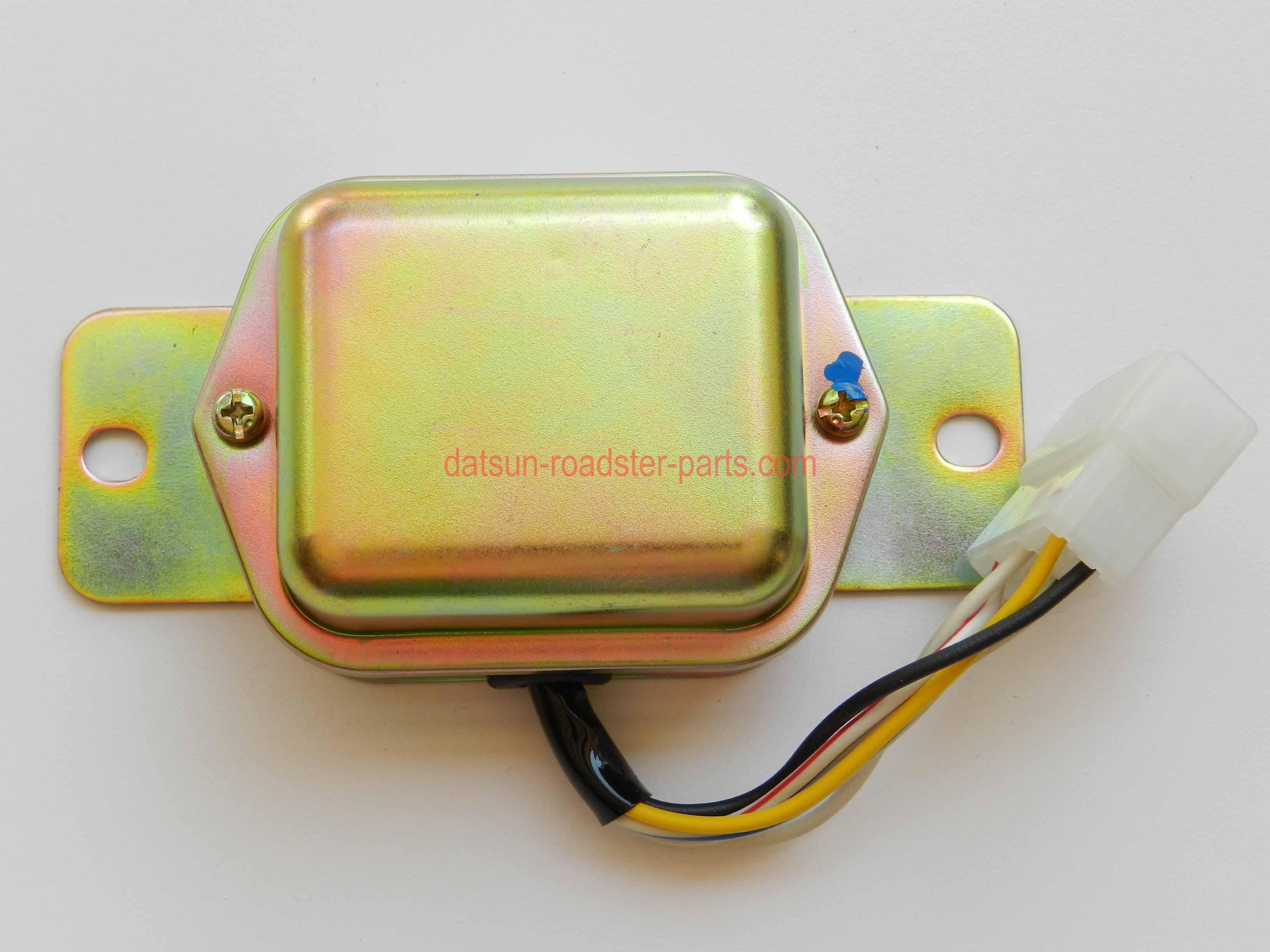 LE 153 Datsun Roadster Wiring Harness on